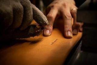 本物の「革」の魅力を知る、体感する。~ 革工房「analogico(アナロジコ)」 ~