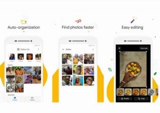 Googleの無料オフライン写真管理アプリ「Gallery Go」発表、Googleフォトの軽量版