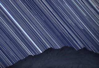 天文学者であり星景写真家でもある大西浩次氏の写真展「森から思想する宇宙」