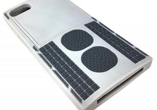 ポポンデッタ、E233系通勤電車の屋上にある機器「クーラー」を再現したiPhoneケースを発売