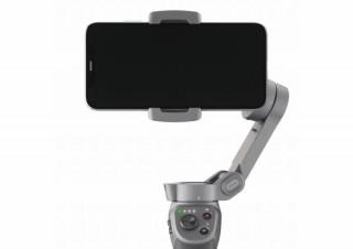 DJI、折りたたみ式に進化したスマートフォン用スタビライザー「OSMO MOBILE 3」発売