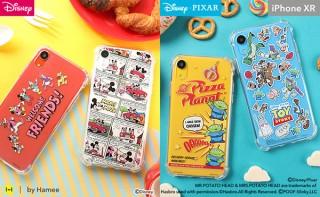 Hamee、ディズニーキャラをレトロにデザインしたiPhone XRケースを発売