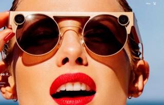 Snapchat、両端にカメラを搭載したARサングラス「Spectacles 3」発表