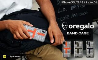 Hamee、ゴムバンドで小物を束ねるiPhone専用oregalo Band Caseを発売