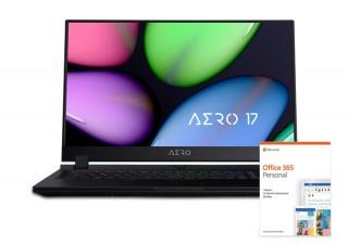 GIGABYTE、17.3型IPSパネルを採用したノートPC「AERO 17シリーズ」を発売