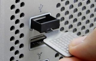 テクノベインズ、不正アクセスを防止できるロック機構付きUSBプロテクトキャップを発売