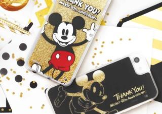 イングレム、ミッキーマウス90周年の限定アートを使用したiPhoneケースを発売