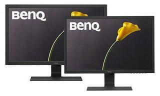 ベンキュー、目に優しいアイケア技術を搭載するディスプレイ2製品を発売