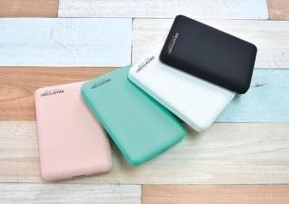 CIO、クレカサイズの大容量モバイルバッテリーSMART COBYを発売