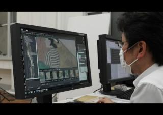 キヤノンが貴重な文化財の高精細複製品を制作する「綴プロジェクト」の技術紹介動画を公開