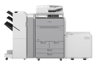 キヤノンが制作物の企業内印刷を促進するプロダクションプリンタ「imagePRESS C165」を発売