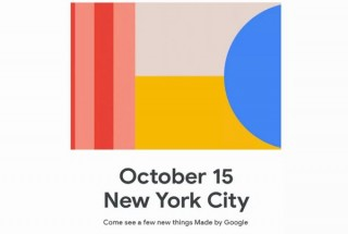 Googleの最新スマホ「Pixel 4」を発表する「Made by Google」が10月15日に開催