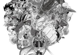 ユニクロ、河村康輔氏のコラージュも採用されたグラフィックTシャツ「ドラゴンボールUT」を発売