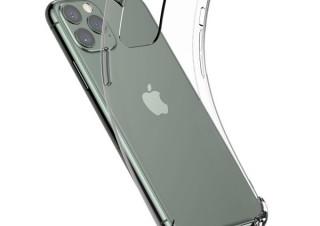 ハイプラス、iPhone 11/11Pro/11ProMax対応の耐衝撃TPUクリアケースを発売