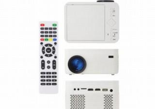 ドン・キホーテ、情熱価格から9980円の幅広サイズ対応「DVDプロジェクター」発売