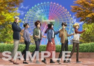 """""""最後にして最大""""となる「進撃の巨人展FINAL」の巡回展が大阪のひらかたパークで開幕"""