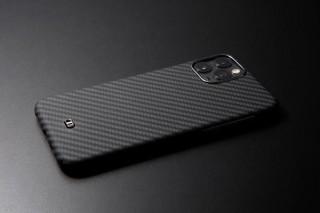 ディーフ、アラミド繊維を使ったiPhone 11/11 Pro/11 Pro Max用ケースを発売