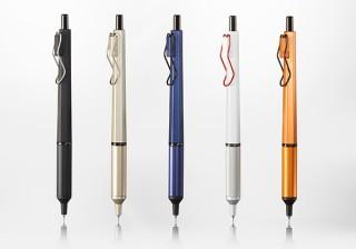 三菱鉛筆、ボール径0.28mmの極細「ジェットストリーム エッジ」発売