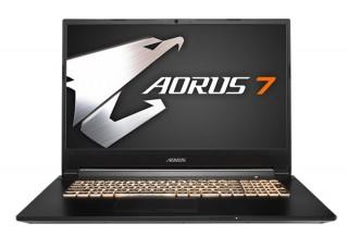 GIGABYTE、17.3型ゲーミングノートPC「AORUS 7」2製品を発売