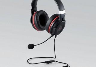 エレコム、ゲーム機での使用に最適なゲーミングヘッドセットなど5モデルを発売