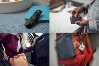 Tile、忘れ物防止タグよりシール型やカード型など新モデル4種類を発売