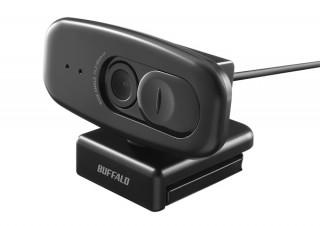バッファロー、水平視野角約120度の広角レンズを搭載したWebカメラを発売