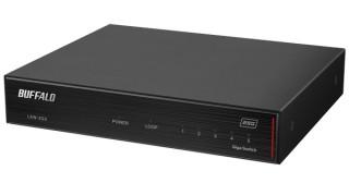 バッファロー、全ポート2.5GbE対応の5ポートスイッチングハブを発売