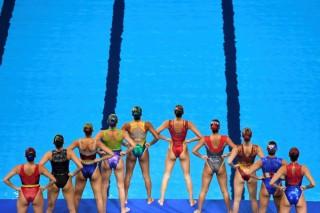 今年7月に光州で開催された「FINA世界水泳選手権大会」の熱い戦いを撮影した写真展がスタート