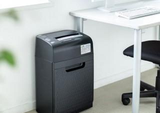 サンワサプライ、A4用紙を150枚連続で細断できる自動給紙のシュレッダー「PSD-MAF150」を発売