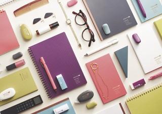 コクヨの新ブランド「KOKUYO ME」。アクセサリー感覚で楽しめ、個性をプラスする文具シリーズ