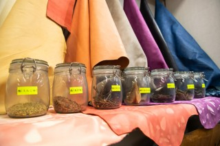 「革」という素材の可能性を探る。~ 変幻自在なオリジナルレザーの世界 ~