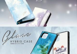 PGA、「アナと雪の女王2」デザインのiPhone11ケース2シリーズを発売
