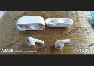 新しい完全ワイヤレスイヤホンAirPods Proは50ドル値上げで10月末に発売か
