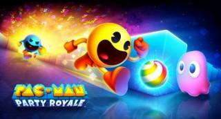 バンダイ、Apple Arcadeにて「PAC-MAN PARTY ROYALE」を配信