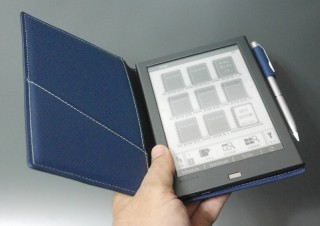 E Ink電子ペーパー採用でより使いやすく、ToDo機能も搭載した6型電子ノート