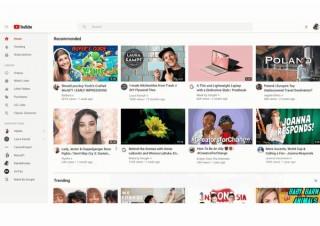 YouTube、デスクトップ・タブレット版のデザインをすっきり分かりやすく変更