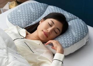 まくらで心拍数や呼吸数等を可視化して睡眠改善に役立てられる「次世代型まくら」
