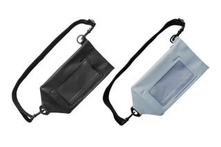 オウルテック、スマホなどを収納可能な防水・防塵サコッシュを発売