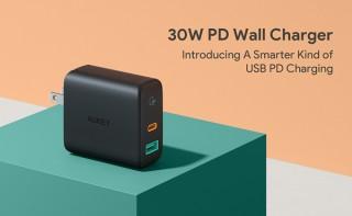 USBもTypc-C(PD 3.0対応)もまとめて解決する! 急速充電器「PA-D1」が25%OFF