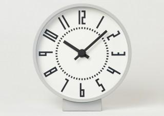 札幌駅構内のあの時計が置き時計に!~ 世界的なデザイナー五十嵐威暢氏による究極のベーシックデザイン