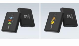 Anker、ピカチュウ・イーブイなどがシルエットで描かれた限定「モバイルバッテリー」