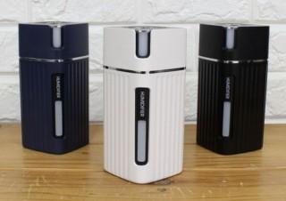 ヒロ・コーポレーション、持ち運び可能なピラー型USB充電式「ミニ加湿器」発売