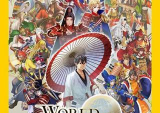 国旗を擬人化したキャラクタープロジェクトの展覧会「ワールドフラッグ 万国博覧会」