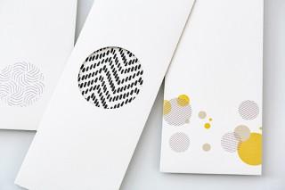 幾何学模様や北欧風デザインも。「貼る神棚」シリーズから、カジュアルでおしゃれな「アートライン」