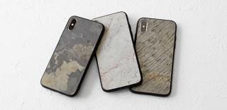 asoboze、天然石を使用した薄くて軽いiPhoneケース発売
