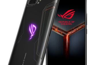 ASUS、強力グラフィックスを搭載したゲーミングスマホ「ROG Phone II」を発売