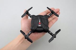 三栄、スマホで操作対応の重さ47gトイドローン「FPV COMPACT DRONE R」を発売