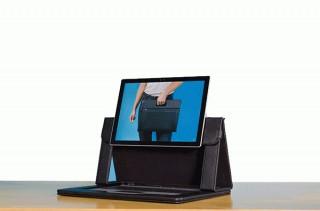 キートス、スタンドやケースとして使える人間工学設計のSurfacePro専用ケース発売