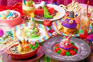 """""""萌え色スイーツ""""にキュン!「KAWAII MONSTER CAFE HARAJUKU」でクリスマスフェア"""