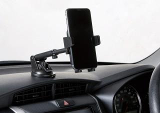 エレコム、スマホをワンタッチでホールドできる車載用ホルダー2製品を発売